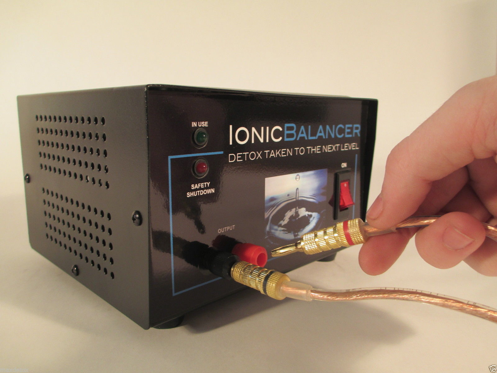Ionic Body Balancer Taking Ionic Detox To The Max Call Or Text Us At 520 330 2686 M F 9am 3pm Mst Or Use Contact Us Form