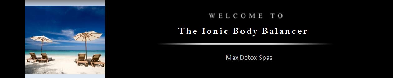Ionic Balancer